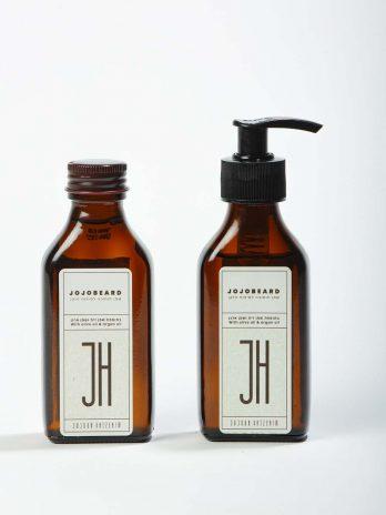 Jojobeard – Jojobaöljy + Arganöljy + Oliiviöljy