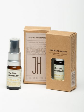 Jojobaöljy+Eteerinen Bergamottiöljy